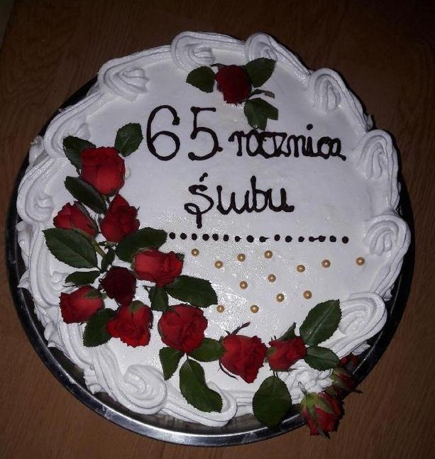 Sześćdziesiąta piąta rocznica zawarcia związku małżeńskiego