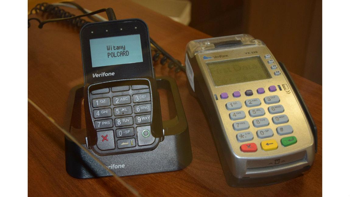 Informacja dot. płatności kartą płatniczą  w Urzędzie Gminy Pionki